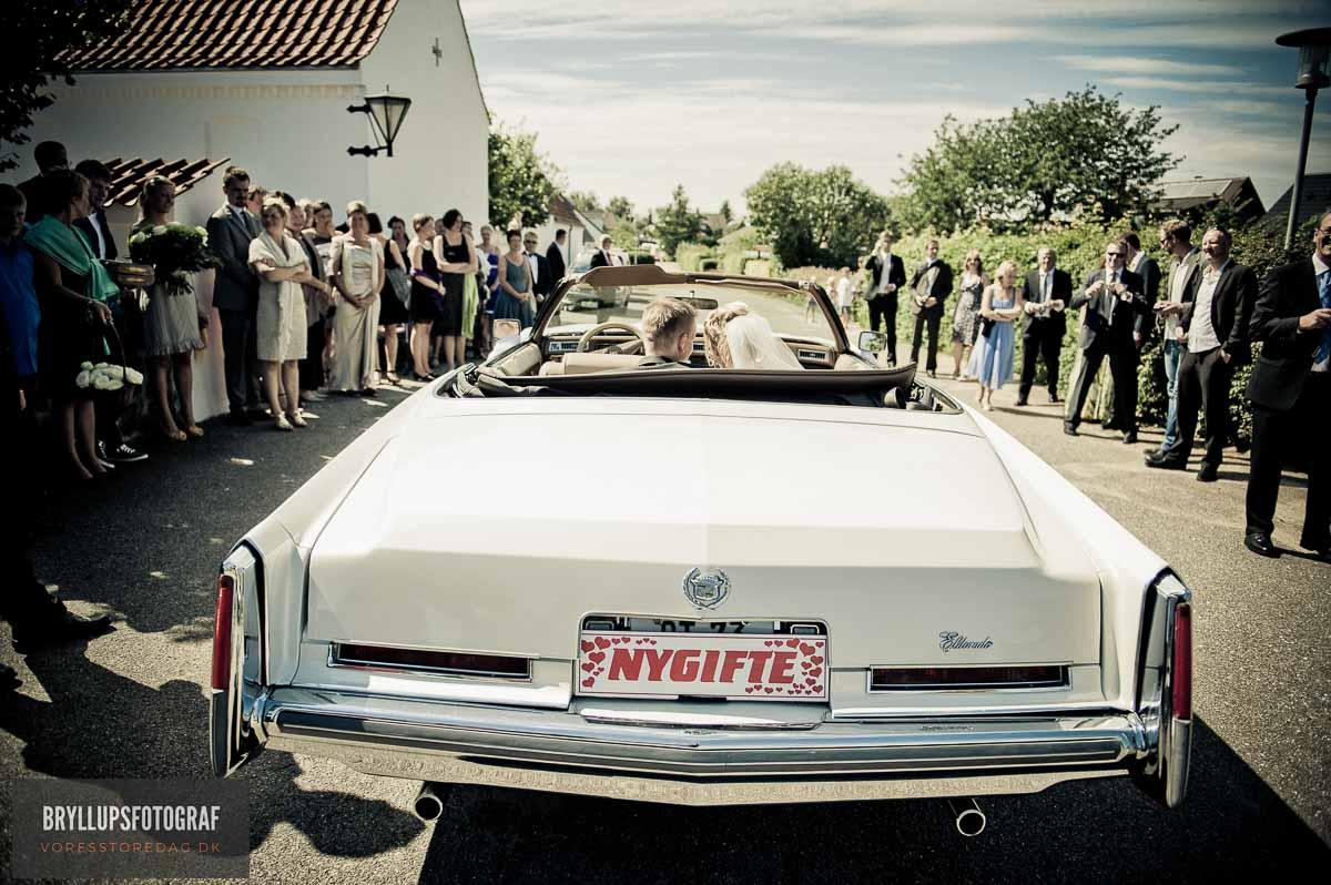 Simple Wedding Car Decoration Ideas